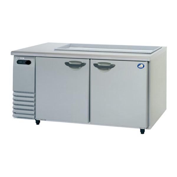 パナソニック サンドイッチユニット冷蔵庫 SUR-GS1561SA W1500×D600×H812 SUR-GS1561SA【 業務用冷蔵庫 横型冷蔵庫 業務用横型冷蔵庫 台下冷蔵庫 コールドテーブル 】【PFS SALE】