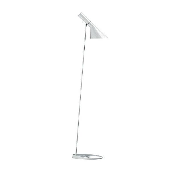 「AJ Floor」ホワイト(白)LouisPoulsen(ルイスポールセン) フロアランプ●デンマークを代表する建築家アルネ・ヤコブセンデザイン[フロアスタンド/北欧照明/デザイナーズ/輸入]【AJ Floor White】