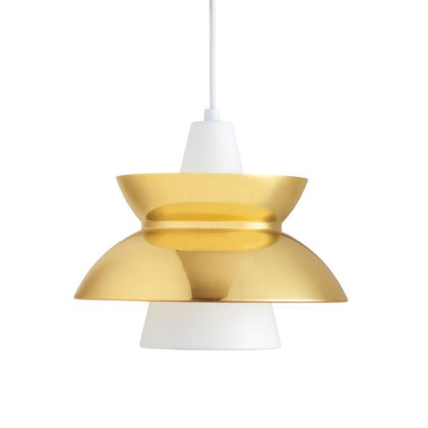 Doo-Wop 真鍮ポリッシュLouisPoulsen (ルイスポールセン)「Doo-Wop ドゥー・ワップ」[天井照明/ペンダントライト/北欧照明/デザイナーズ/輸入]【Doo-Wop Gold】