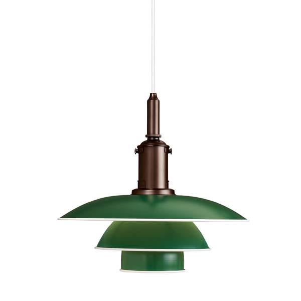 PH 3 1/2-3 Green 「PH3 1/2」Louis Poulsen ルイスポールセン[ペンダントライト]【送料無料】【PH 3 1/2-3 Green】