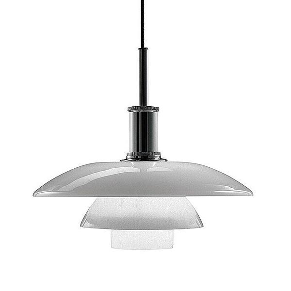 LouisPoulsen(ルイスポールセン)「PH41/2-4」ガラスペンダント[ペンダントライト/北欧照明/デザイナーズ/輸入]【PH41/2-4GlassPendant】