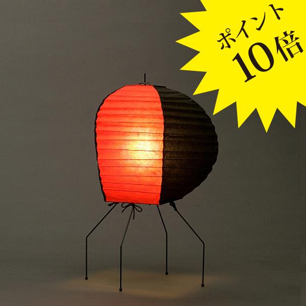 UF1-OIsamuNoguchi(イサムノグチ)「AKARI あかり」スタンドライト 和紙[テーブル・フロアスタンドライト/和風照明] 【75205】