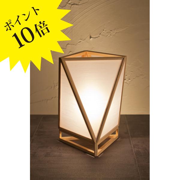 A527-A 「彩 sai」 白×白 新洋電気 Lampada[テーブル・フロアスタンドライト/和風照明]