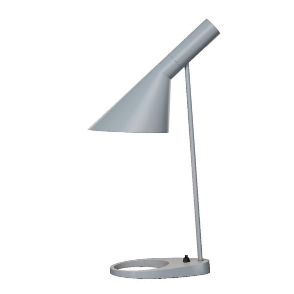 「AJ Table」ライト・グレーLouisPoulsen(ルイスポールセン) テーブルランプ●デンマークを代表する建築家アルネ・ヤコブセンデザイン[テーブルスタンド/北欧照明/デザイナーズ/輸入]【AJ Table Light Gray】