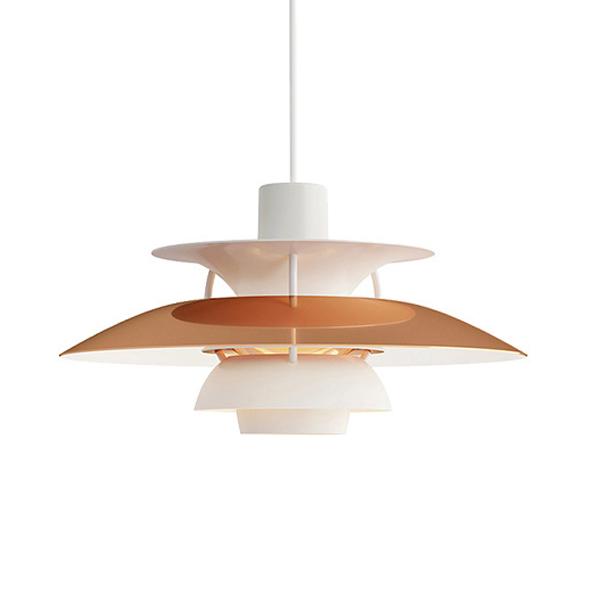 Louis Poulsen ルイスポールセン ペンダントライト PH5 Mini Copper PH5 ミニ カッパー (LED電球付) 【正規品】