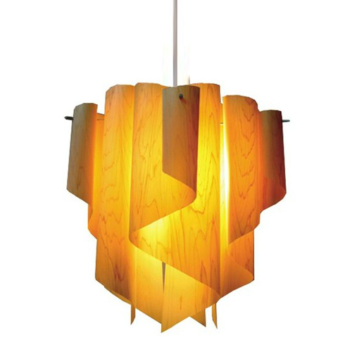 LP2049WO 「Auro-wood M Pendant Lamp」DI CLASSE ディクラッセ[ペンダントライト]【送料無料】【LP2049WO】