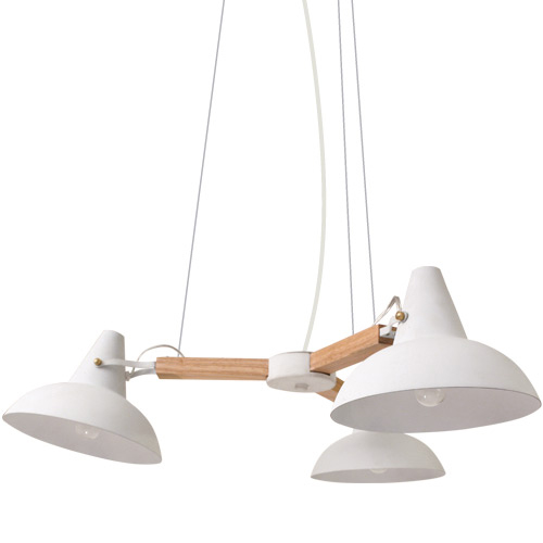 LP3035WH 「Riise pendant lamp」DI CLASSE ディクラッセ[ペンダントライト]【送料無料】【LP3035WH】
