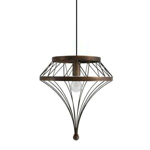 LP3052BR 「Stazione pendant lamp」DI CLASSE ディクラッセ[ペンダントライト]【送料無料】【LP3052BR】
