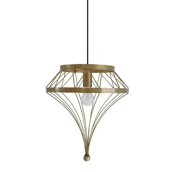 LP3052GD 「Stazione pendant lamp」DI CLASSE ディクラッセ[ペンダントライト]【送料無料】【LP3052GD】