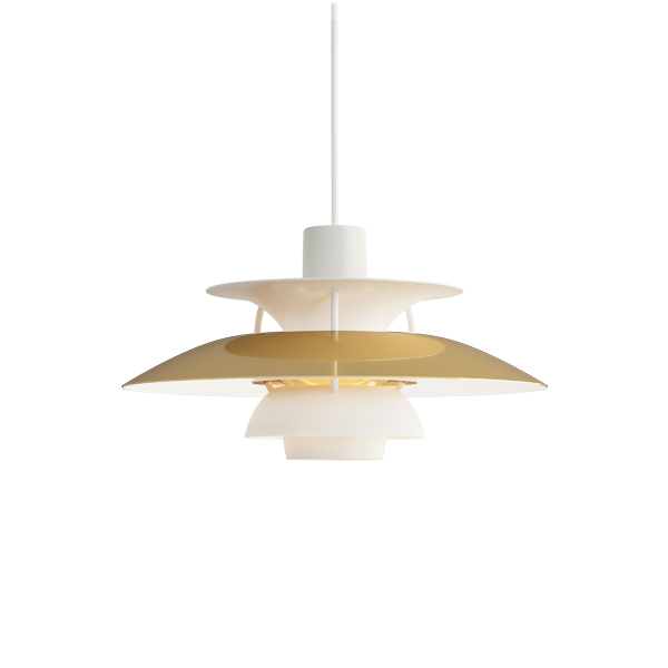 Louis Poulsen ルイスポールセン PH5 Mini ペンダントライト ブラス (LED電球付) PH5 Mini Brass 真鍮 【正規品】【送料無料】