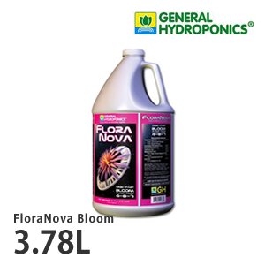 GH フローラ ノヴァ ブルーム FloraNova Bloom 3.78L 開花期 高濃縮液肥