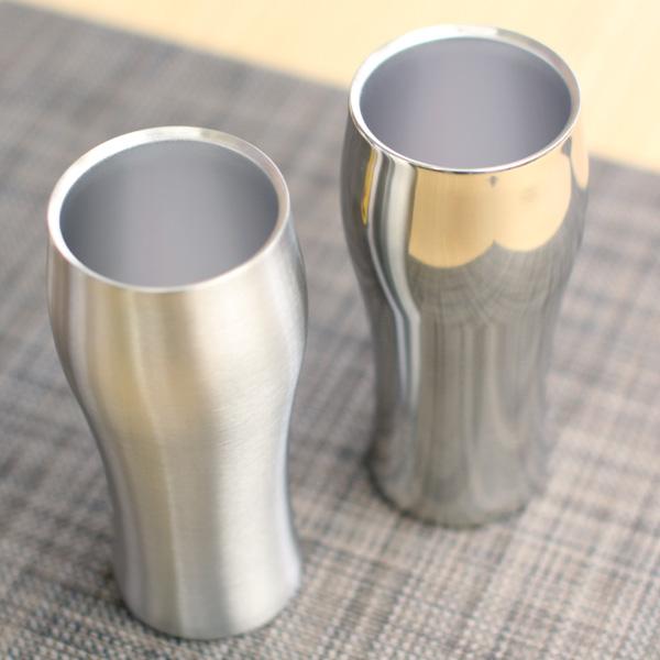 泡沫绝缘热不锈钢滚揉机饮用约 300 毫升啤酒不倒翁