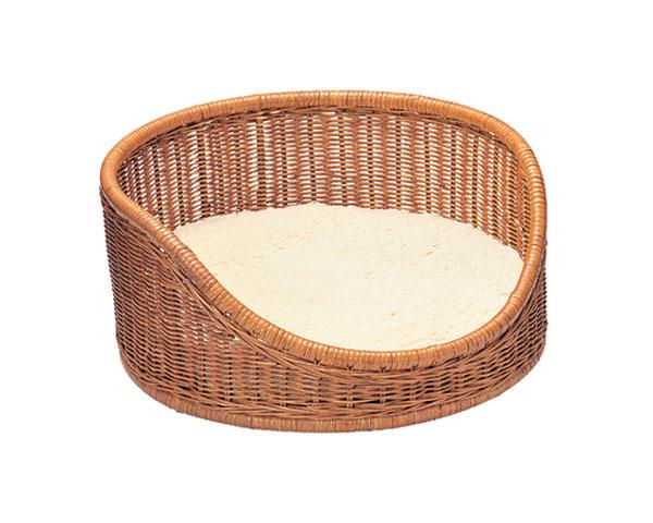 【送料無料】【2個セット】籐のある生活 籐製ペットベッド「31-64」【ペット・ペットグッズ/猫用品・猫/ベッド・マット/ベッド】【収納ボックス】