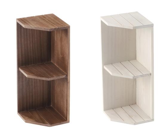 【3,980円以上購入で送料無料】【送料無料】【2個セット】【調味料棚】籐のある生活 Cherry Wood Furniture(チェリーウッド家具)スパイスラック「16-68DBR」【収納ボックス】