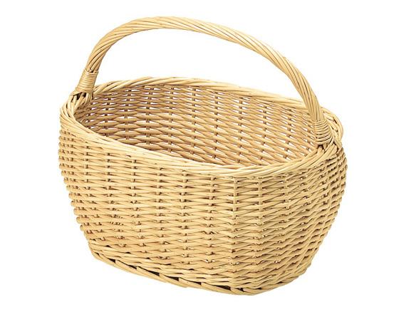 【2個セット】【ギフト包装用かご】籐のある生活 Sunshine Willow(煮柳)-お菓子ラッピング用品-バスケット「41-59」【バスケット容器・カゴ籠・basket】【収納ボックス】