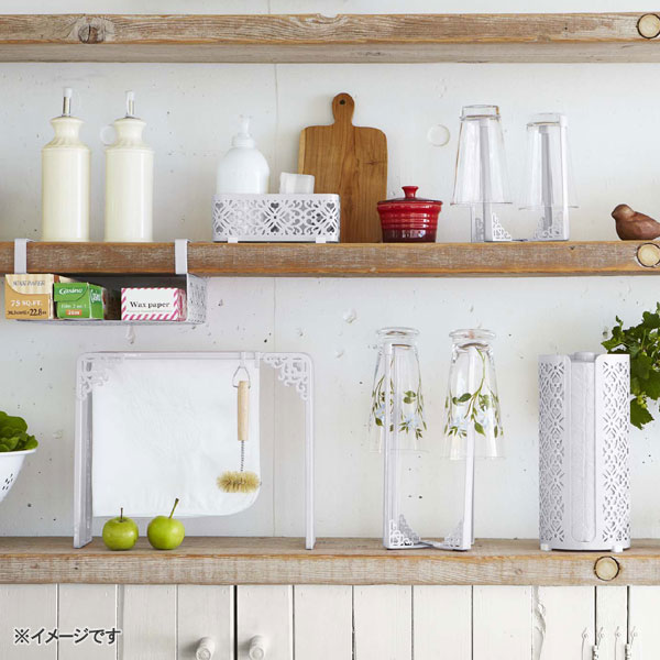 Eco Kitchen Under Cupboard Storage Rack Kyrie Rakuten Global Market