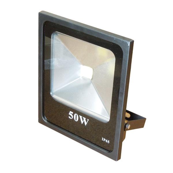 明るいLED投光器 LED投光器 50W 高品質 LEDスポットライト作業灯 500W相当 CON-50W 看板灯 防水防塵 再入荷/予約販売! 昼光色