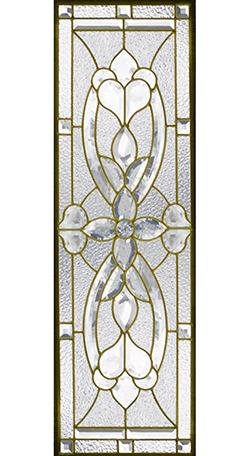 セブンホーム 遮音・断熱・防犯性のステンドグラス ピュアグラス Cサイズ SH-C28 [ステンドグラス/ガラス/インテリア/窓/小窓/室内/屋内]
