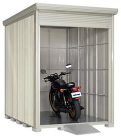 タクボ バイクガレージ バイクシャッターマン 多雪地型 標準型 BS-S1826 幅1912×奥行2827×高さ2570mm