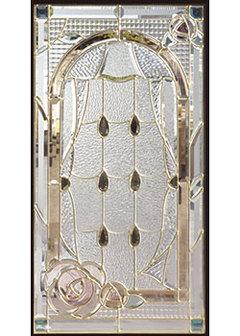 【送料無料 SH-A44】セブンホーム 遮音 ピュアグラス・断熱 Aサイズ・防犯性のステンドグラス ピュアグラス Aサイズ SH-A44, 高浜市:0db3344d --- jphupkens.be