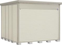 【一般型 標準屋根】タクボ物置 Mr.ストックマン ダンディ シャッター扉タイプ NDE-2526 幅2612×奥行2827×高さ2110