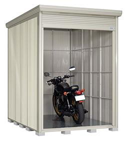 タクボ バイクガレージ バイクシャッターマン 多雪地型 標準型 BS-S2226 幅2280×奥行2827×高さ2570mm