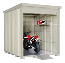 タクボ バイクガレージ バイクシャッターマン 多雪地型 標準型 BS-S2229 幅2280×奥行3195×高さ2570mm