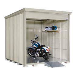 タクボ バイクガレージ バイクシャッターマン 多雪地型 標準型 BS-S2529 幅2612×奥行3195×高さ2570mm