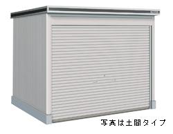ヨドコウ ヨド物置 エルモ シャッター(土間タイプ) LOD-2925HD 一般型 幅2979×奥行2758×高さ2356mm ※受注生産品