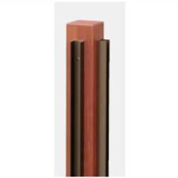 【送料無料】タカショー シンプルログユニットH1860・1892用専用柱(コーナー用) 選べる4色 【条件付き送料無料】