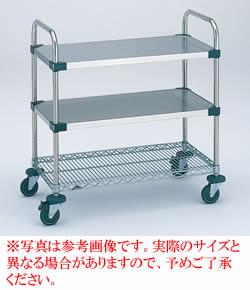 エレクター スーパーエレクターカート UTTカート2型 NUTT3-2S  ※お客様組み立て式