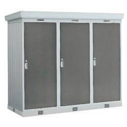 イナバ物置 ドアタイプ連続型 NXD-08L 基本棟(2連棟) 豪雪型 [収納庫/収納/屋外収納庫/屋外/倉庫/激安/価格/小屋/ガーデニング/庭/いなば/いなば物置/稲葉/ものおき/物置き]