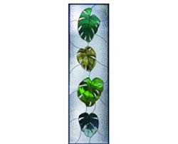 セブンホーム 遮音・断熱・防犯性のステンドグラス ピュアグラス Aサイズ SH-B21
