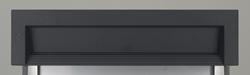 住友林業緑化(株) ビューポスト 埋め込み式 2Bタイプ(2ブロック用) 2BVP-30 色:SB(ストレートブラック)