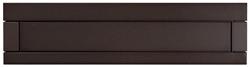 住友林業緑化(株) ビューポスト 埋め込み式 2Bタイプ(2ブロック用) 2BSM-150 色:DB(ダークブロンズ)