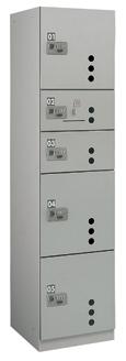 ダイケン宅配ボックス ダイヤル錠(可変式)タイプ CC3型 スチール扉 Nユニット(捺印装置付) TBX-CC3N