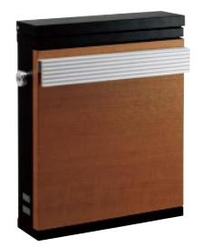 東洋工業 ポスト ダンデ ボディーカラー ブラック  4色選択可能 TSK