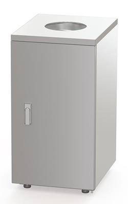 株ぶんぶく 飲み残し回収ボックス (ステンレスヘアライン仕上)OSE-Z-44