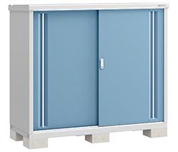 スチール イナバ物置 シンプリー MJX-156CP(長もの収納タイプ)    [収納庫/収納/屋外収納庫/倉庫/小型/小屋/いなば物置/稲葉/物置き]