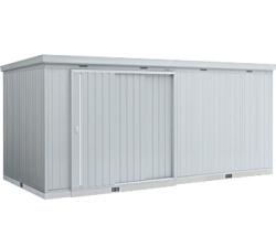 イナバ物置 ネクスタ大型 NXN-140H 一般型 [収納庫/収納/屋外収納庫/屋外/倉庫/NEXTA/大型/中型/激安/価格/小屋/ガーデニング/庭/いなば/いなば物置/稲葉/物置き]