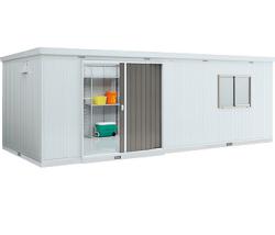 イナバ物置 ネクスタ大型 NXN-220H 一般型 [収納庫/収納/屋外収納庫/屋外/倉庫/NEXTA/大型/中型/激安/価格/小屋/ガーデニング/庭/いなば/いなば物置/稲葉/物置き]