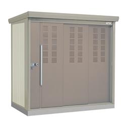 タクボ物置 ゴミステーション クリーンキーパー CK-Z2208 15世帯用 一般型・結露減少型 【床セット付】幅2200×奥行890×高さ2110mm ※組立工事対応可 送料無料