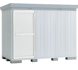 【北海道限定】イナバ物置 ネクスタプラス ドアタイプ NXP-36SD スタンダード 多雪地型 [収納庫/収納/屋外収納庫/倉庫/NEXTA/大型/中型/小屋/いなば物置/稲葉/物置き]