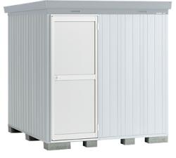 【北海道限定】イナバ物置 ネクスタプラス ドアタイプ NXP-48HD ハイルーフ 多雪地型 [収納庫/収納/屋外収納庫/倉庫/NEXTA/大型/中型/小屋/いなば物置/稲葉/物置き]