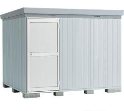【北海道限定】イナバ物置 ネクスタプラス ドアタイプ NXP-60HD ハイルーフ 多雪地型 [収納庫/収納/屋外収納庫/倉庫/NEXTA/大型/中型/小屋/いなば物置/稲葉/物置き]