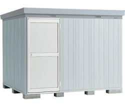 【北海道限定】イナバ物置 ネクスタプラス ドアタイプ NXP-60SD スタンダード 多雪地型 [収納庫/収納/屋外収納庫/倉庫/NEXTA/大型/中型/小屋/いなば物置/稲葉/物置き]