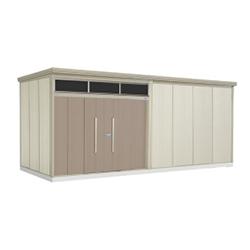 【一般型 標準屋根】タクボ物置 Mr.トールマン ブライト JNA-5822 幅5895×奥行2495×高さ2570mm