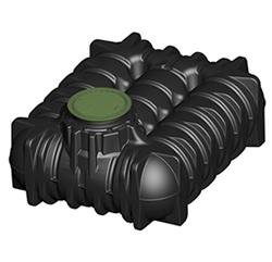 グローベン 雨利水システム グローベンアンダータンク 駐車場向けパーキングセット タンク容量5000リットル C20GR550P