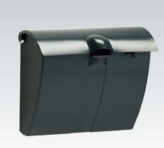 【送料無料】四国化成 アルメールWF1型 壁掛けタイプ AM-WF1HHBK ブラック