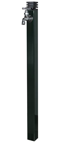 宝泉製作所 水抜き機能付き水栓柱(不凍水栓柱)ダークグリーン 381DG